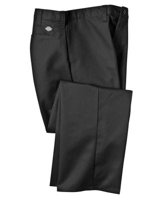 LP812 Dickies 7.75 oz. Industrial Flat Front Pant