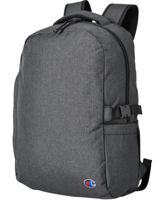 Champion Clothing CA1004 Adult Laptop Backpack CHARCOAL