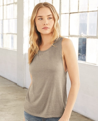 BELLA+CANVAS B8803  Womens Flowy Muscle Tank Catalog