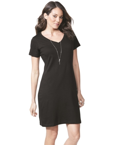 3522 LA T Ladies T-Shirt Dress Catalog