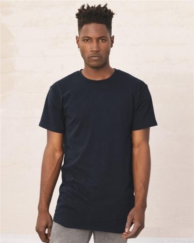 BELLA+CANVAS 3006 Long T-shirt Catalog