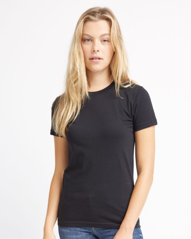 2102 American Apparel Girly Fine Jersey Tee Catalog