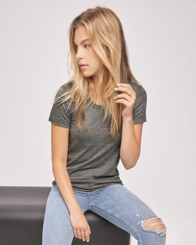 TR301W Women's Triblend T-Shirt Catalog