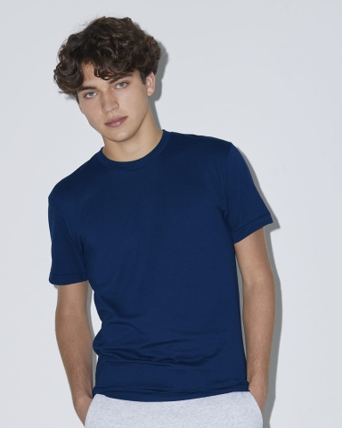 BB401 American Apparel Unisex Poly-Cotton Short Sleeve Crew Neck  Catalog