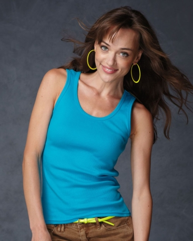 2415 Anvil Ladies Ring Spun 2x1 Rib Tank Top Catalog