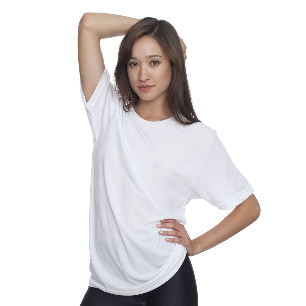 119371a3 American Apparel PL401 Unisex Sublimation Tee