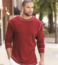 J America 8238 Vintage Long Sleeve Thermal T-Shirt