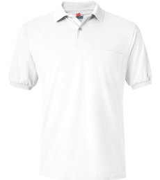 0504 Stedman by Hanes® Blended Jersey with Pocket