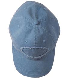 Authentic Pigment 1917 Raw-Edge Dad Hat