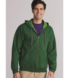 18700 Gildan Adult Heavy BlendVintage Classic Full-Zip Hooded Sweatshirt