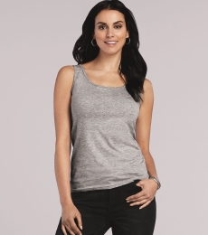 64200L Gildan Junior Fit Softstyle Tank Top