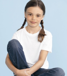 SubliVie 1210 Youth Polyester Sublimation Tee