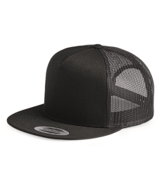 6006 Yupoong Five-Panel Classic Trucker Cap