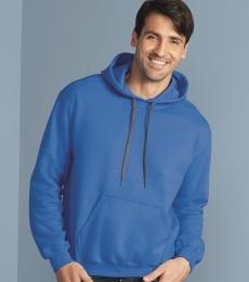 92500 Gildan Adult Premium Cotton Hooded Sweatshirt