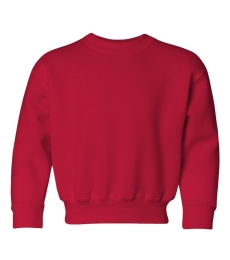 4662B Jerzees Youth Super Sweats® Crewneck Sweatshirt