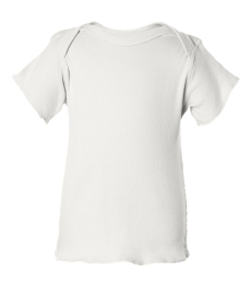 3400 Rabbit Skins® Infant Lap Shoulder T-shirt