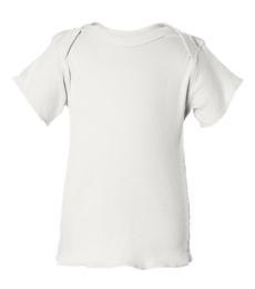 3400 Rabbit Skins® Infant Lap Shoulder T-shirt