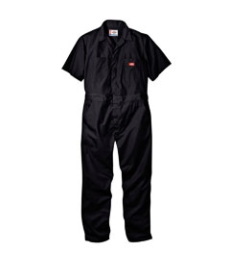 33999 Dickies 5 oz. Short Sleeve Coverall