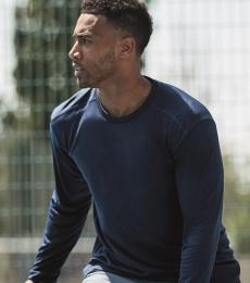 Gildan G474 Adult Tech Long Sleeve T-Shirt