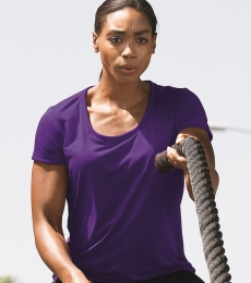 Gildan 46000L Performance® Core Women's Short Sleeve T-Shirt