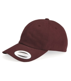 Yupoong-Flex Fit 6245PT Peached Cotton Twill Dad Cap