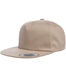 Yupoong-Flex Fit 6502 Unstructured Five-Panel Snapback Cap