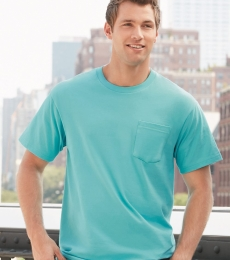 Gildan H300 Hammer Short Sleeve T-Shirt with a Pocket