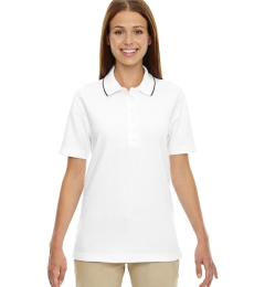 Extreme by Ash City 75045  Ladies' Needle-Out Interlock Polo