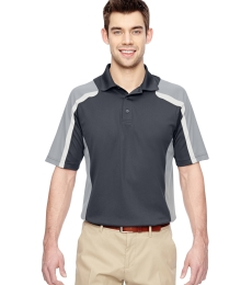 85119 Ash City - Extreme Men's Eperformance™ Strike Colorblock Snag Protection Polo