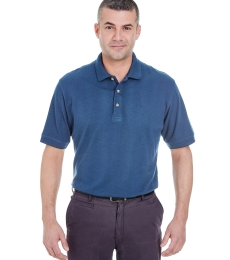 8535 UltraClub® Men's Classic Pique Cotton Polo