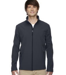 88184 Core 365 Cruise Men's 2-Layer Fleece Bonded Soft Shell Jacket