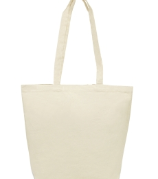 Liberty Bags 8866 Large Gusseted Cotton Canvas Tote
