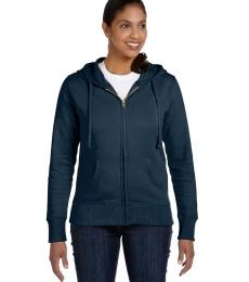 econscious EC4501 Ladies' 9 oz. Organic/Recycled Full-Zip Hood