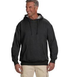 EC5570 econscious 7 oz. Organic/Recycled Heathered Fleece Pullover Hoodie