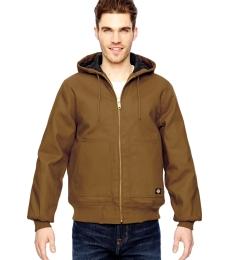 TJ718 Dickies Hooded Duck Jacket M - 6XL
