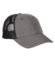 econscious EC7095 6.8 oz. Hemp Washed Soft Mesh Trucker