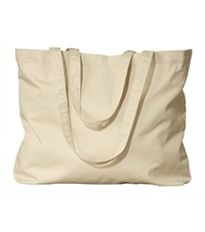 EC8001 econscious Organic Cotton Large Twill Tote