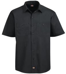 LS516 Dickies 4.25 oz. WorkTech with AeroCool Mesh Premium Performance Work Shirt