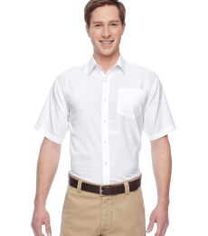 Harriton M610S Men's Paradise Short-Sleeve Performance Shirt