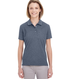 UltraClub UC100W Ladies' Heathered Pique Polo