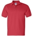2800 Gildan 6.1 oz. Ultra Cotton® Jersey Polo RED
