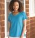 Hanes 42V0 X-Temp Women's V-Neck T-Shirt Catalog