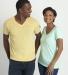 Next Level 6440 Premium Sueded V-Neck T-shirt Catalog