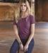6750L Anvil Ladies' Triblend Scoop Neck T-Shirt Catalog