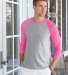 42BA X-Temp Three-Quarter Sleeve Baseball T-Shirt Catalog