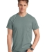 Hanes 498P Nano-T Pocket T-Shirt Catalog