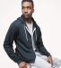 F497 American Apparel Flex Fleece Zip Hoody Catalog