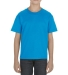 3381 ALSTYLE Youth Retail Short Sleeve Tee TURQUOISE