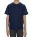 3381 ALSTYLE Youth Retail Short Sleeve Tee NAVY