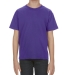 3381 ALSTYLE Youth Retail Short Sleeve Tee PURPLE